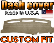 fits 2014  CHEVROLET  TAHOE  DASH COVER MAT DASHBOARD PAD  /  BEIGE