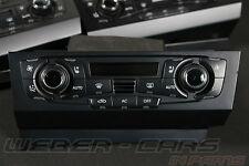 Audi A4 8K S5 8T Sitzheizung Belüftung Klima Bedienteil 8T1820043AL CLIMATRONIC