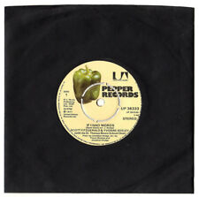 """YVONNE KEELEY & SCOTT FITZGERALD.IF I HAD WORDS /THIS TIME OF YEAR.UK ORIG 7"""".EX"""