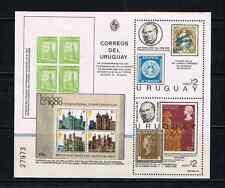 Uruguay 1979 Block 45 Sir Rowland Hill Postfrisch