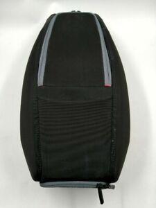 "AUDI arm rest storage bag fond box with instructions 21x10x7.5"" NEW UNUSED  E4"