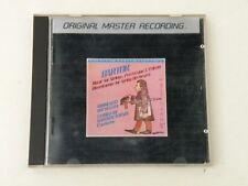 BARTOK - MUSIC FOR STRINGS - RARE CD MOBILE FIDELITY SOUND 1982 - NM/VG++