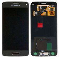 FULL Pantalla LCD JUEGO COMPLETO gh97-16147d ORO PARA SAMSUNG GALAXY S5 Mini
