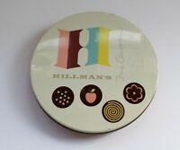 Vintage Tin Hillman's Five Confections