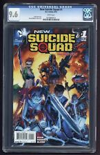 New Suicide Squad 1A Roberts CGC 9.6 2014 0278840013