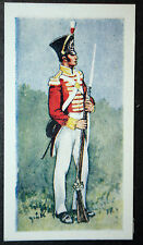 16th Regiment of Foot    The Buckinghamshire Regiment     Vintage Card  EXC
