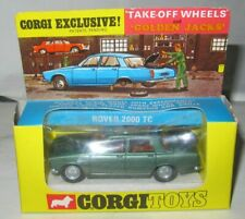 CORGI TOYS No.275 - ROVER 2000 TC 'GOLDEN JACKS' - MIB