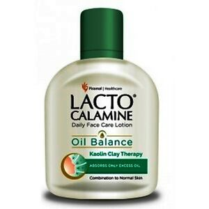 Lacto Calamine Lotion Oil Balance  60 ml  For Combination to Normal Skin