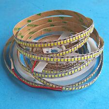 5M LED Flexible Strip Light 3528 2835 3014 5050 5630 7020 Non Waterproof 12v