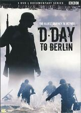 D-Day to Berlin (3 DVD)