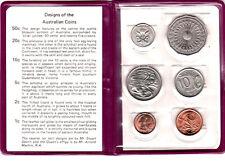 1977 Royal Australian Mint Set Nice Condition