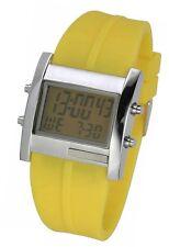 + Wristwatch °° HERREN-DIGITALUHR mit Silikonarmband   Exsil050112 *