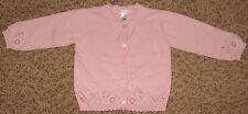 Pink Knit Old Navy 18 Mo Cartigan Sweater - Cs
