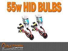 H7 6000K 55W HID Xenon Conversione Kit sostituzione lampadine 1 x COPPIA