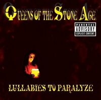 QUEENS OF THE STONE AGE Lullabies To Paralyse CD NEW Bonus Track