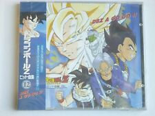 New Dragon Ball Z Hit Song Collection 12 DBZ A Go Go CD Soundtrack Anime 10T