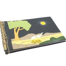 Cajas y álbumes de fotos de color principal azul