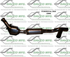 Catalytic Converter-Exact-Fit Front Right Davico Exc CA 15646