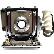 Linhof Super Technika IV 4x5 Camera with 150mm f4.5 Lens and Grip