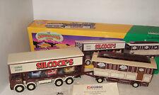 Corgi 24801 Leyland Dodgem Truck & Caravan Set, Silcocks in 1:50 Scale.