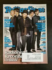 Rolling Stone Magazine April 26, 2012 - Radiohead - One Direction - Jack White