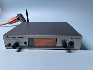 Sennheiser EW300 IEM G3 SR300 Wireless In-ear Monitor Transmitter B 626-668 MHz