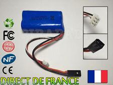 Pile Rechargeable 18650 Li-ion 3.7V 1500Mah Avec Fil et Connecteur Protégée PCB