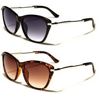 Faceted Oval Shaped GXG Womens Designer Sunglasses New Fashion Shades
