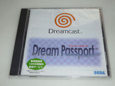 BRAND NEW FACTORY SEALED DREAMCAST IMPORT GAME DREAM PASSPORT JAPANESE NFS >>