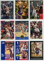 KARL MALONE & JOHN STOCKTON Basketball Card Lot - 46 UTAH JAZZ Cards