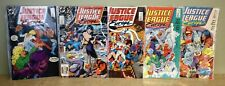 DC Comics Justice League Europe (sleeved), 1-21, 23-28, 37-38, 44-47 plus annual