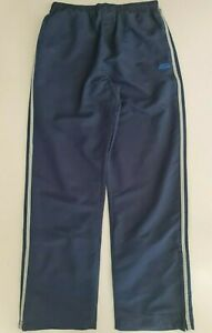Slazenger Mens Essential Track Trackie Pants sizes Large XL Colour Navy Grey