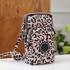 Cross-body Mobile Phone Shoulder Bag Pouch Case Belt Handbag Purse Wallet Newest