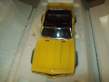 1969 Camaro ss396 Convertable - Franklin Mint - New Box