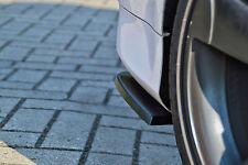 Heckansatz Diffusor Spoilerecken Seitenteile aus ABS für Audi RS3 8P