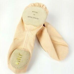 Bloch Womens Canvas Split Sole Ballet Shoe Size 8B New S0625L