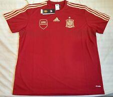 España 2010 Hogar Camiseta De Fútbol De Adidas