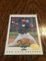 1997 Score Reserve Collection #551 Hideki Irabu RC New York Yankees