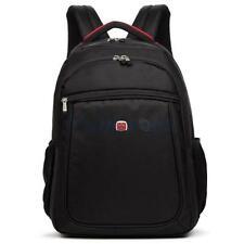 "Men Women 15"" Laptop Backpack Shoulder Travel Notebook Bag Rucksack SwissGear"