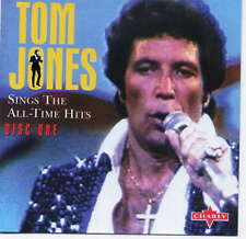 TOM JONES -  Sings the all-time hits – Disc 1 - CD album