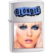 Rare Authentic Blondie War Child Zippo Lighter