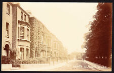 Old Real Photographic postcard RPPC of St Anne's Hill Earlsfield London SW18 PC