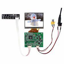 3.5 pulgadas LQ035NC111 320x240 Pantalla LCD AV CVBS LCD Tarjeta de Controladores