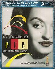 "Blu-ray + DVD ""EVE""   Bette Davis  NEUF SOUS BLISTER"