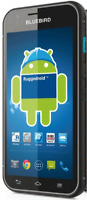 Bluebird BM180-BSH Android PDA with Barcode Scanner Rugged