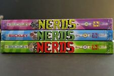 📚 Lot of 3 NERDS books Vol. 1, 2, 3 Michael Buckley Children's Chapter book