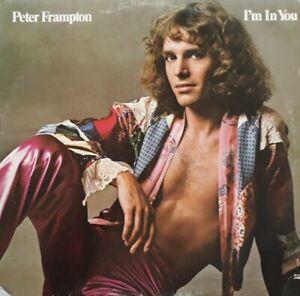 Peter Frampton-I'm In You Vinyl LP.1977 A&M SP 4704.Signed Sealed Delivered+