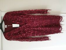New with Tag Vila  Clothes  Viglit V Neck Women Dress  Size M