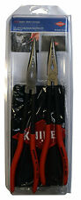 Grip On 9K0080128US Extra Long Needle Nose Pliers Set