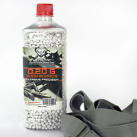 MetalTac .20g BBs Bottle 5000 0.2g 6mm Ammo Pellets Airsoft Guns Competition BB